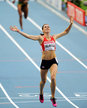 Zuzana HEJNOVA - Czech Republic - 2013 : World Champion over 400m hurdles for women.