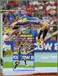 Bohdan BONDARENKO - Ukraine - 2013: World Champion high jumper in Moscow.