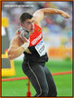 David STORL - Germany - 2013: World Championship shot putt winner.