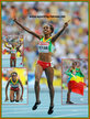 Meseret DEFAR - Ethiopia - 2013 Second World Championship 5000m title.
