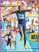 Teddy TAMGHO - France - 2013 World Championship win in the triple jump.