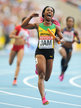 Shelly-Ann FRASER-PRYCE - Jamaica - 2013 Third Gold Medal in Moscow, at World Championships.