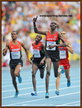 Asbel KIPROP - Kenya - 1500m World Champion once again in 2013.