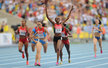 Eunice Jepkoech SUM - Kenya - 2013: Winner World Athletics Championship 800m in Moscow.
