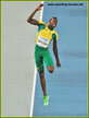 Luvo MANYONGA - South Africa - 2011 World Championship 5th. in men's long jump.