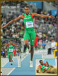 Nelson EVORA - Portugal - 2011 World Athletics Championships 5th in triple jump.