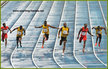 Nesta CARTER - Jamaica - 2013 Bronze medal in 100m at World Championship in Moscow.