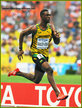 Kemar BAILEY-COLE - Jamaica - 2013: World Championship 100m 4th. place.