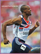 James DASAOLU - Great Britain - 2013: finalist in 100m at World Athletics Championships.