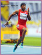 Mike RODGERS - U.S.A. - 2013: 6th in 100m at World Championship in Moscow.