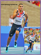 Adam GEMILI - Great Britain - 2013: 5th place in the final of 200m at World Championships.