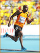 Churandy MARTINA - Netherlands - 2013: 7th place in men's 200m at World Championships.