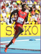 Curtis MITCHELL - U.S.A. - 2013: Bronze 200m medal at World Championships.