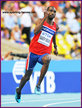 Jaysuma SAIDY NDURE - Norway - 2013: Finalist in 200m at World Championships.