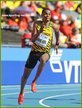 Warren WEIR - Jamaica - 2013: Silver medal at World Athletics Championships.