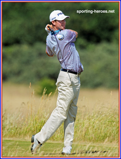 Harris ENGLISH - U.S.A. - 2013: 15th at British Open & winner of St. Jude Classic.