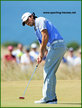 Jason DAY - Australia - 2013: Third at The Masters & runner-up at PGA.