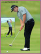 Jason DUFNER - U.S.A. - 2013: Winner of US P.G.A. & 20th at The Masters