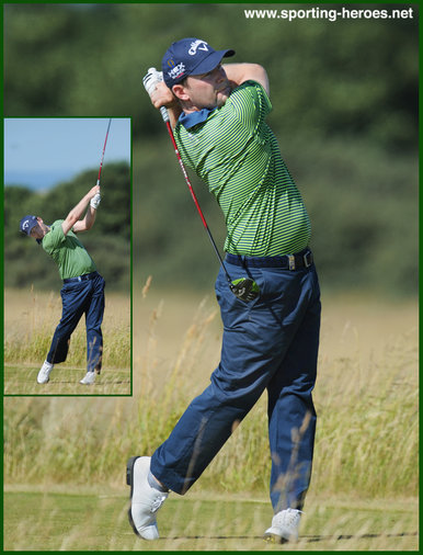 Branden GRACE - South Africa - 2013: Equal 18th at The Masters.