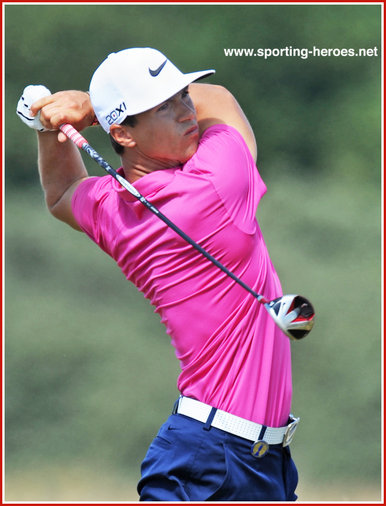 Thorbjorn OLESEN - Denmark - 2013: Sixth place at the Masters