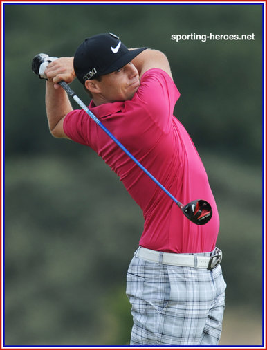 Nick Watney - U.S.A. - 2013 : Equal 13th at The Masters.
