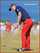Luke DONALD - England - 2013: Eighth place at U.S. Open Golf Championship.