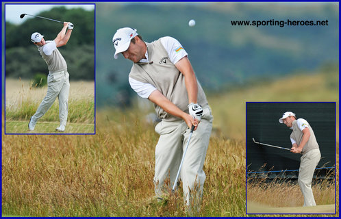 Marc Warren - Scotland - 2013: Joint 12th at U.S. P.G.A. Championship.