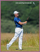 Jonas BLIXT - Sweden - 2013: 4th at U.S. P.G.A. Championship & winner of Greenbrier Classic.