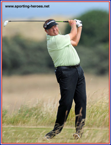 Ken DUKE - U.S.A. - 2013: Winner of the Travelers Golf Championship.