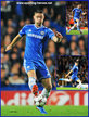 Gary CAHILL - Chelsea FC - 2013/14 Champions League matches for Chelsea.