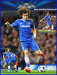 David LUIZ - Chelsea FC - 2013/14 Champions League matches for Chelsea.
