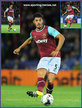 James TOMKINS - West Ham United FC - League  Appearances