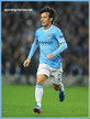 David SILVA - Manchester City FC - 2013/14 Champions League matches.