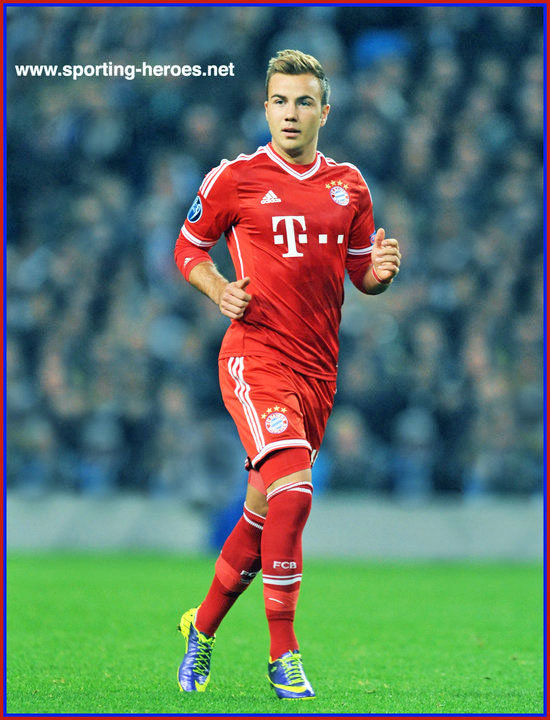 From World Cup winner to free agent, how 'German Messi ... |Mario Gotze 2013 2014