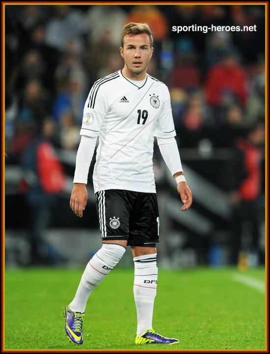 Mario Gotze Welcome to Bayern Munich 2013 | 2014 HD - YouTube |Mario Gotze 2013 2014