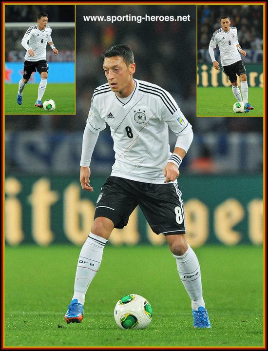 Mesut Ozil 2014
