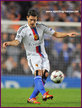 Fabian SCHAR - Basel 1893 FC - 2013/14 Champions League matches.