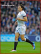 Joel TOMKINS - England - International Rugby Caps for England.
