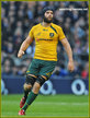 Scott FARDY - Australia - International rugby union caps for Australia.