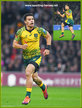 Matt TOOMUA - Australia - International rugby union caps for Australia.