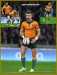 Nic WHITE - Australia - International rugby union caps for Australia.