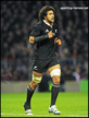 Steven LUATUA - New Zealand - International rugby matches for The All Blacks.