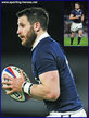Tommy SEYMOUR - Scotland - International Rugby Matches for Scotland.