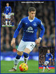Ross BARKLEY - Everton FC - Premiership Appearances