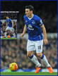 Gareth BARRY - Everton FC - Premiership Appearances