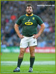 Frans MALHERBE - South Africa - International Rugby Union Matches.