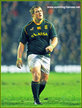 Coenrad OOSTHUIZEN - South Africa - International Rugby Matches for South Africa.