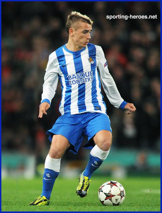 check out 38466 01cef Antoine GRIEZMANN - 2013/14 Champions League matches. - Real ...