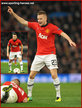 Tom CLEVERLEY - Manchester United FC - 2013/14 Champions League matches.