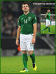 Darron GIBSON - Ireland - 2014 World Cup Qualifying matches.